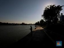 'Sulap' Danau Tondano, Basuki Bangun Tanggul 18 Km