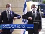 Inggris Turun Tangan, Tengahi Konflik Israel-Palestina