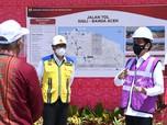 Tol Pertama Aceh Pangkas Waktu Tempuh dari 3 Jam Jadi 1 Jam