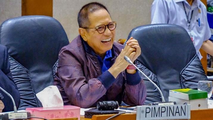Ketua Komisi XI DPR RI Dito Ganinduto