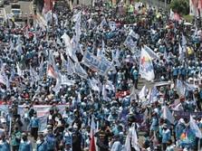 UU Ciptaker Disahkan, Mogok Nasional Buruh Besok Bagaimana?