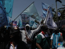 Buruh Mogok 3 Hari, Cek Dulu Saham-saham Pilihan Hari Ini