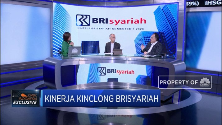 Membedah Kinerja Kinclong BRISyariah Sepanjang H1-2020  (CNBC Indonesia TV)