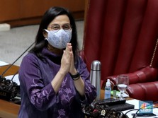 Sri Mulyani Beberkan Negara dengan Defisit Parah Akibat Covid
