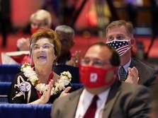 Ramai-ramai Kader Partai Republik era Bush Membelot, Ada Apa?
