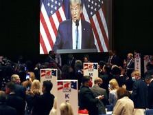 Bikin Geger! Mr Trump Bela Pelaku Penembakan di Kerusuhan AS