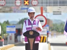SWF Jokowi di Depan Mata, Saham Konstruksi Ngamuk Lagi!