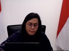 Gawat! Ramalan Sri Mulyani PDB Kuartal III-2020 Bisa Minus 2%