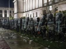 AS Dilanda Kerusuhan, Ke Mana Presiden Donald Trump?