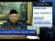 Asa Ma'ruf Amin Bagi Pengembangan Ekonomi Syariah Indonesia
