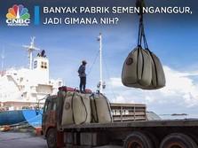 Banyak Pabrik Semen Nganggur Gegara Corona, Jadi Gimana Nih?