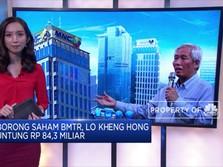 Borong saham Global Mediacom, Lo Kheng Hong untung Rp 84,3 M