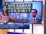 Apa Kabar Mimpi Listrik 35.000 MW Jokowi?