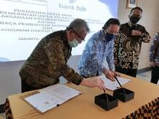 Dorong Ekspor, bank bjb-LPEI Kerja Sama Penjaminan Kredit