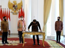 Vokasi Jadi Perhatian Serius Jokowi, Ini Buktinya