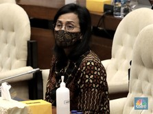 Ramalan Sri Mulyani Berubah Lagi, PDB 2020 Kontraksi -1,1%
