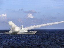 China Latihan Perang di Laut China Selatan, Awas Ketemu AS