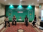 Bank Mega Syariah, Masjid Istiqlal & DOKU Rilis e-Istiqlal