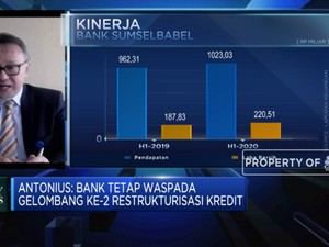 BPD Sumsel Babel Restrukturisasi Kredit Senilai Rp 100 M