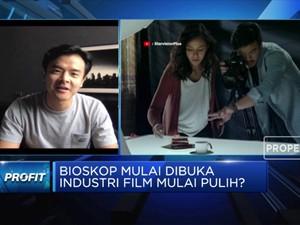Bioskop Buka, Dion Wiyoko: Harapan Baru Bagi Industri Film