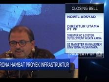 Ditopang Proyek Pemerintah, 78% Proyek PTPP Jalan Terus