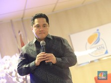 Rencana Besar Erick Thohir soal Telkom, Investasi di Gojek?