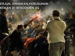 FBI Amankan Kerusuhan Mematikan di Wisconsin AS
