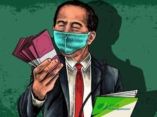 Jokowi Tebar Bansos di 2021, Kapan Cair Lagi?