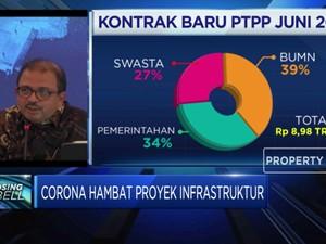 Strategi PTPP Raih Target Rp 25 Triliun Kontrak Baru di 2020