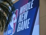 Melihat NBA yang Sunyi, 'Diboikot' karena Jacob Blake