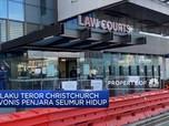 Pelaku Teror Christchurch Divonis Penjara Seumur Hidup