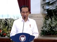 Cair! Jokowi Sebar Subsidi Gaji Untuk 2,5 Juta Pekerja