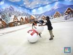 Trans Snow Bintaro Segera Buka Lagi, Intip Kesiapannya