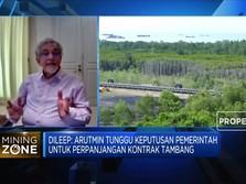 Dorong Daya Saing Sektor Minerba, BUMI Nantikan Omnibus Law