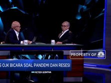 Wimboh Santoso Bicara Soal Pandemi dan Resesi