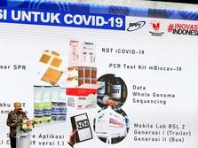 Penuh Inovasi Tangani Covid-19, BPPT Raih Anugerah Gatra 2020