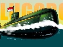 Bikin Gempar Dunia Persilatan, Ini Kapal Selam Buatan RI