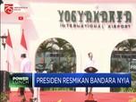Jokowi Resmikan New Yogyakarta International Airport