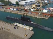 Batal Akhir 2020, Kapal Selam Terbaru RI Dikirim Tahun Depan