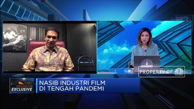 FILM Menilik Nasib Industri Film di Tengah Pandemi