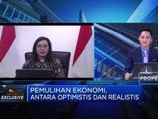 Optimisme Sri Mulyani: Ekonomi Kuartal III-2020 Dekati 0%