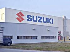 71 Karyawan Positif Covid, Pabrik Suzuki Disiram Disinfektan