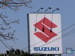 Potret Pabrik Suzuki Bekasi Usai 71 Karyawan Terpapar Corona