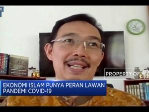 Pakar: Dukungan Pemerintah Ke Ekonomi Syariah Cuma Formalitas