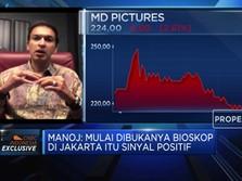 Produksi Saat Pandemi, Biaya Kesehatan FILM Capai Rp 300 Juta