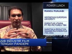 Strategi Manoj Punjabi Sambut Pembukaan Kembali Bioskop