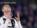 Dari Ronaldo ke Messi, Ini 10 Atlet Terkaya di Dunia