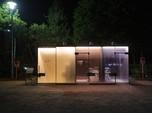 Unik! Ada Toilet Transparan di Jepang, Begini Cara Masuknya