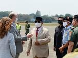 Kantongi Rp 137 T, Prabowo Mau 'Belanja' Apa Saja di 2021?