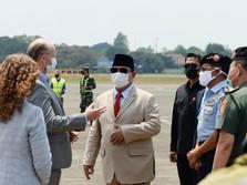 Prabowo Diundang Khusus Uni Emirat Arab, Ada Apa Ya?
